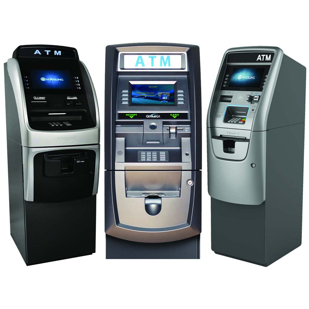 ATM Rentals at Lansdale Amusement Company